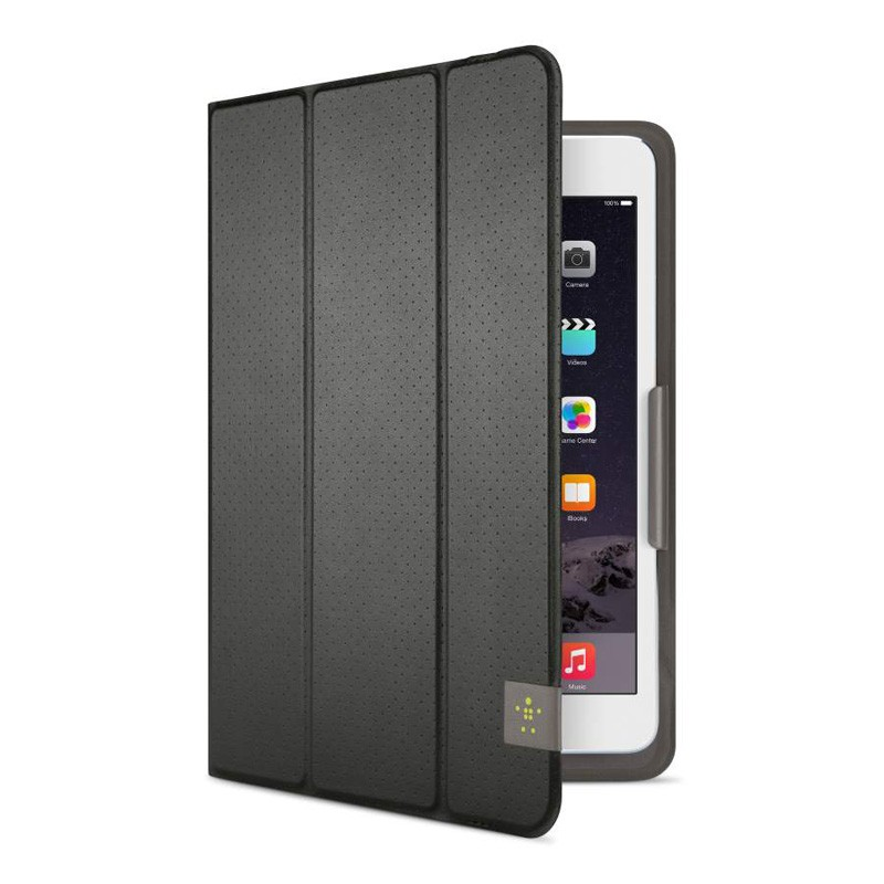 Belkin Twin Stripe Folio iPad mini 4 Black - 4