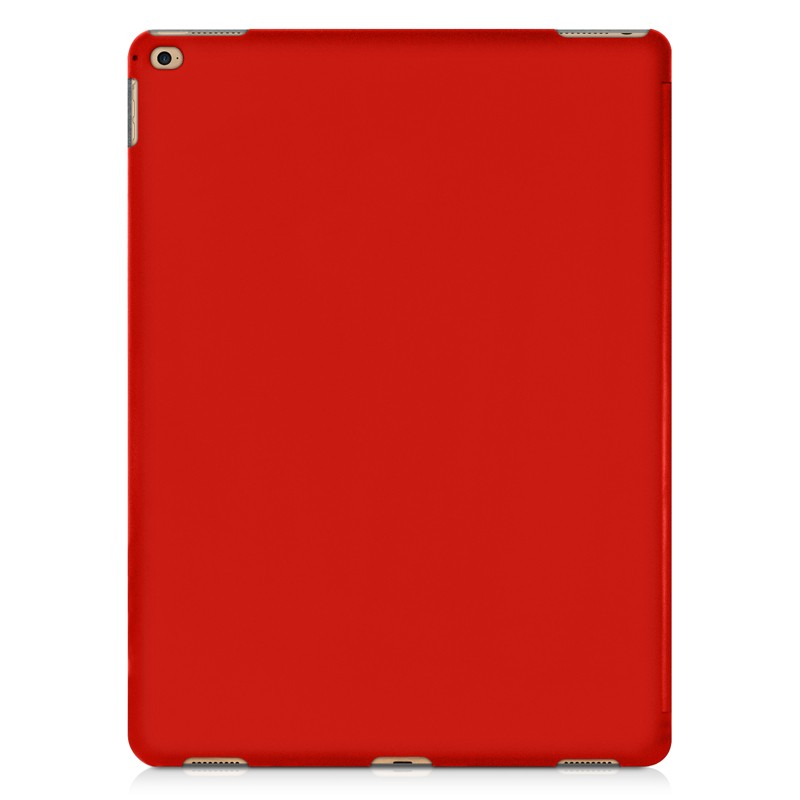 Macally Bookstand iPad Pro Red - 2