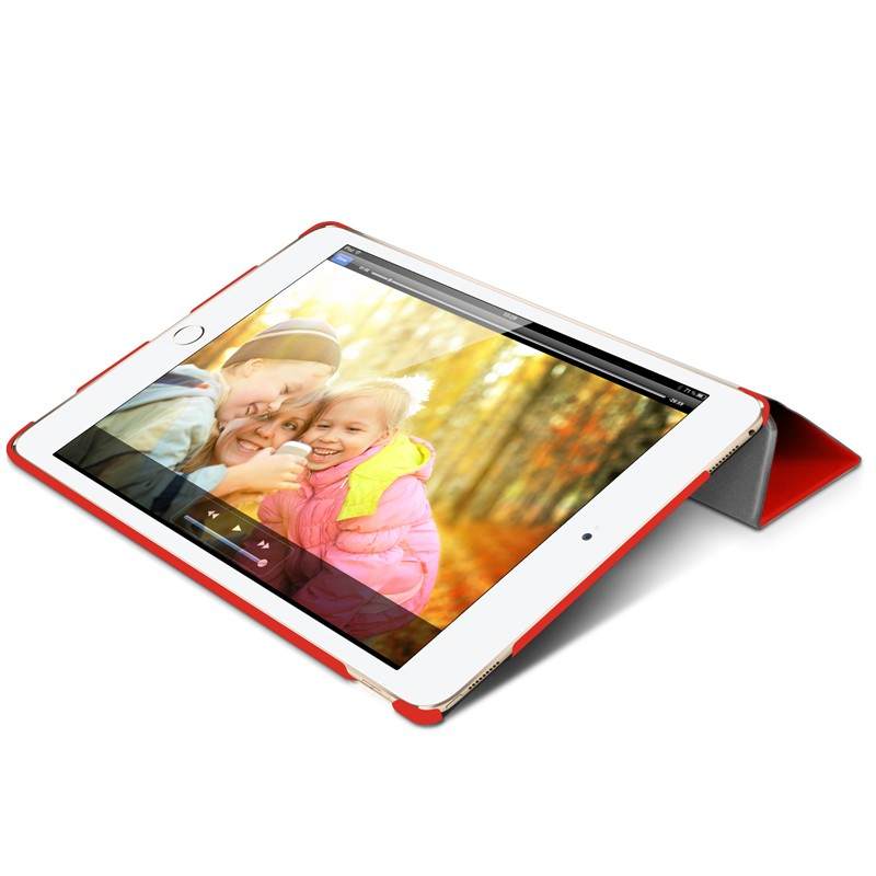 Macally Bookstand iPad Pro Red - 6