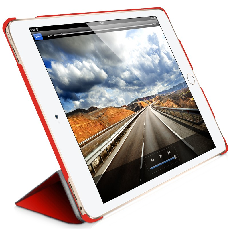 Macally Bookstand iPad Pro Red - 7