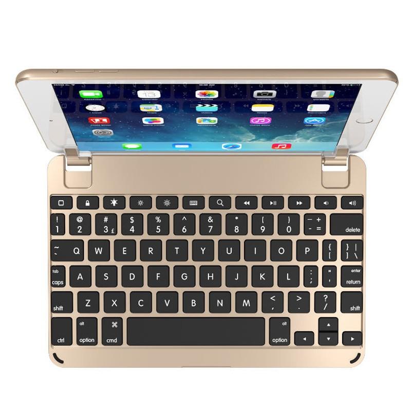 Brydge - Keyboard 7.9 inch iPad mini 4 Space Grey 02