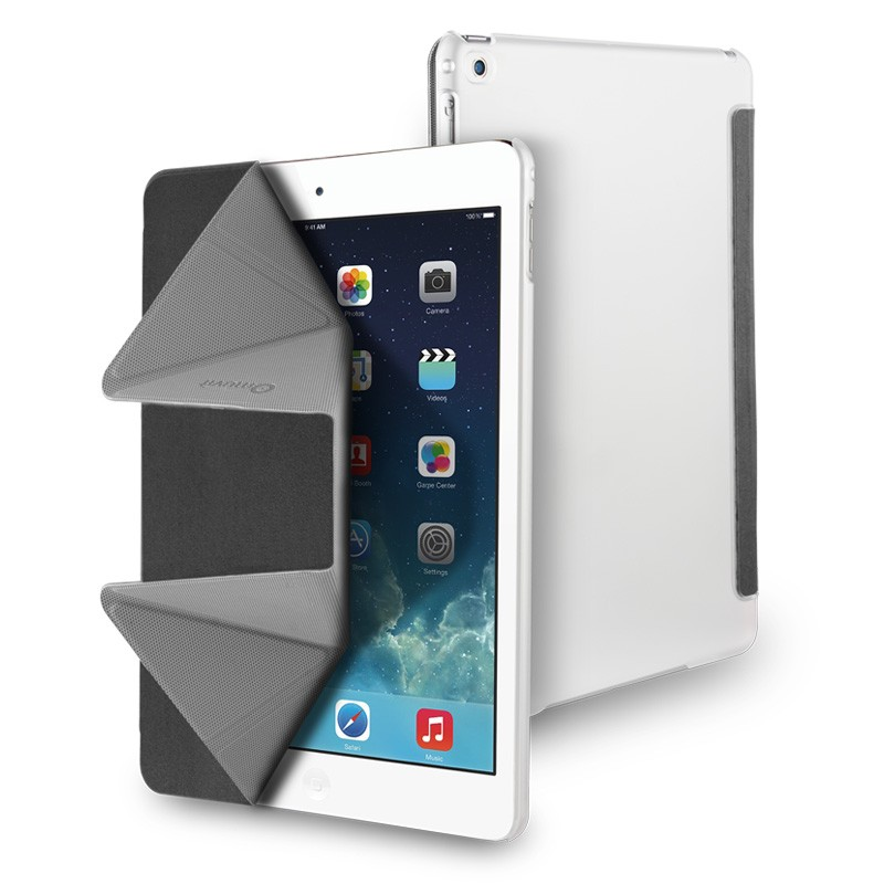 Muvit Butterfly Stand Case iPad Air 2 Black - 1
