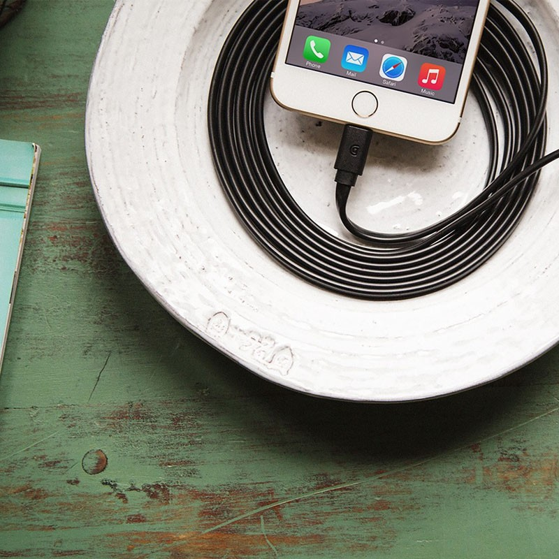 Griffin USB to Lightning Cable 3m - 4