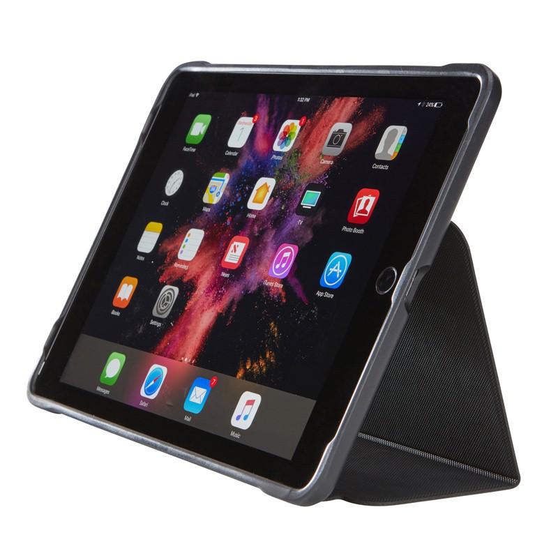 Case Logic - SnapView Folio iPad 2017 / Pro 9,7 / Air 2 / Air Red 06