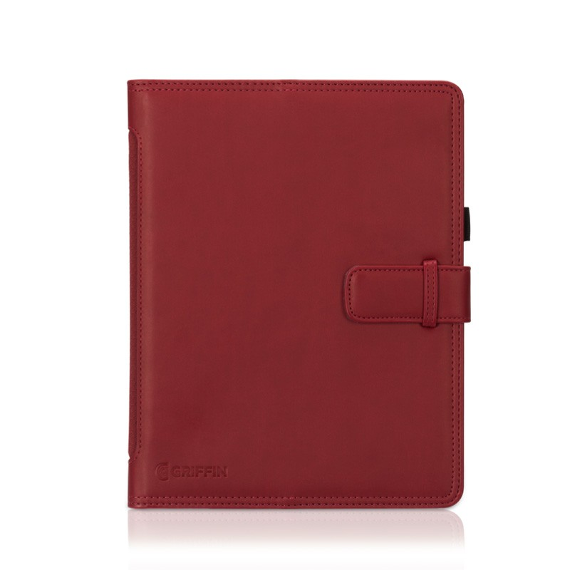 Griffin Elan Passport iPad 2 Red - 1