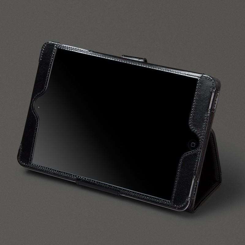 Sena Leather Folio iPad Mini 1/2/3 Tan Brown - 3