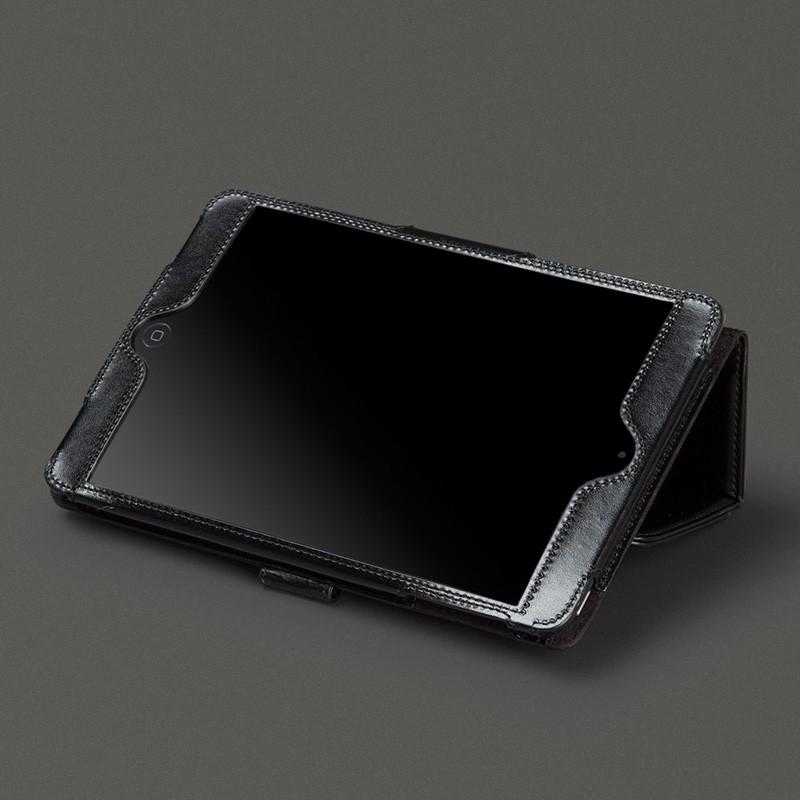 Sena Leather Folio iPad Mini 1/2/3 Tan Brown - 4