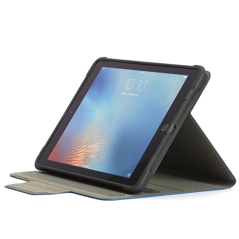 Griffin - SnapBook iPad 9,7 inch (2017), Pro 9,7 inch, Air 2 en Air Blue 01