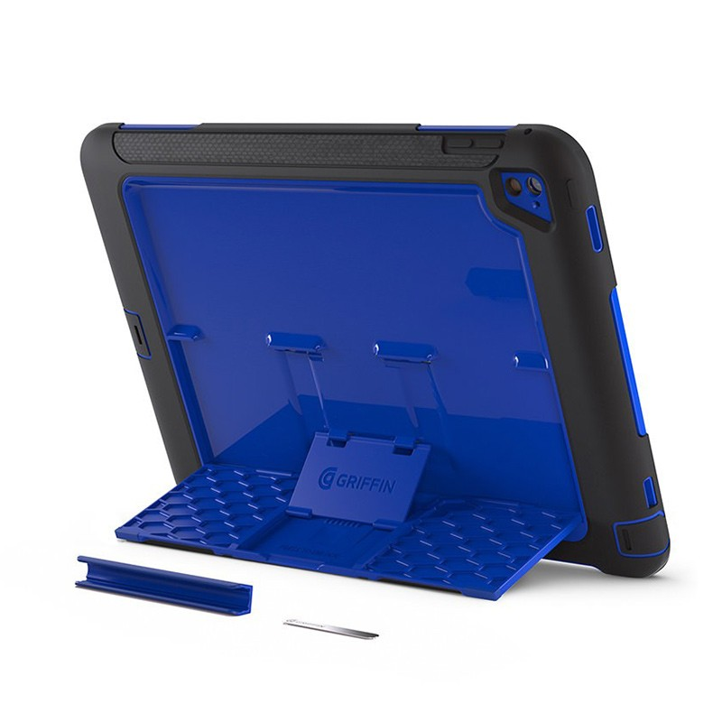 Griffin - Survivor Slim Case iPad Pro 9,7 inch blue 05