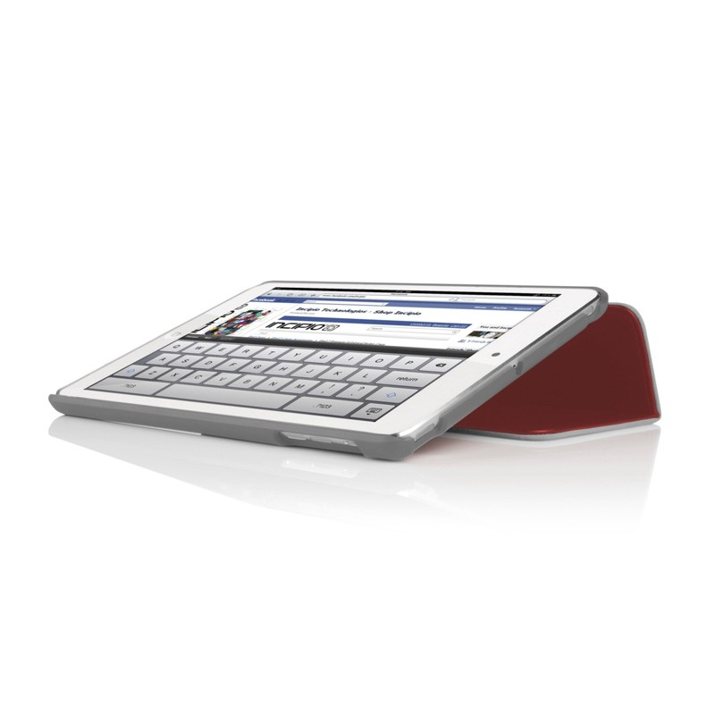 Incipio Lexington iPad mini Red - 4