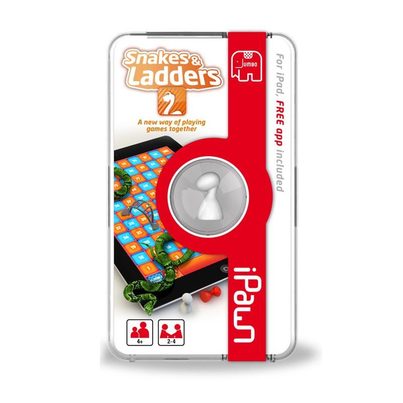 Jumbo iPawn: Snakes and Ladders iPad