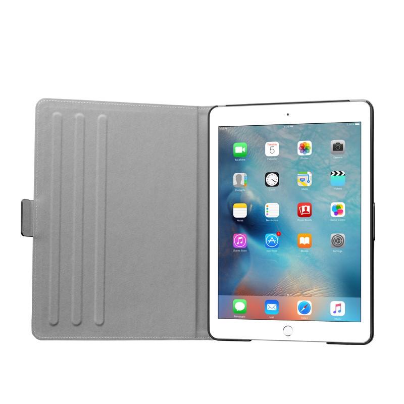LAUT - Profolio iPad 9,7 inch 2017 Black 06