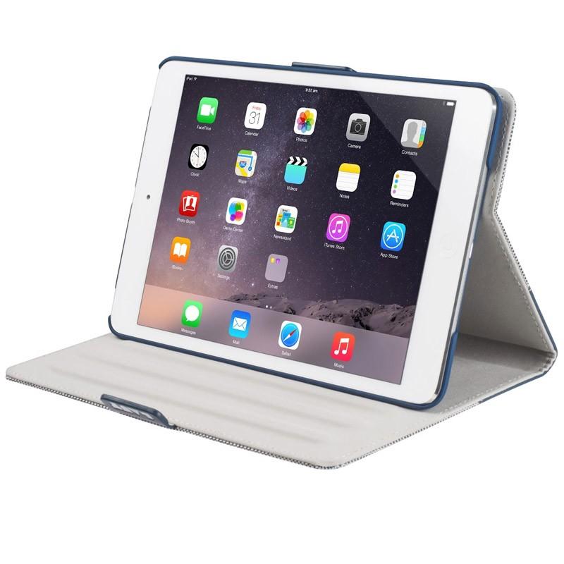 LAUT Profolio iPad Mini 1 / 2 / 3 Blue - 4