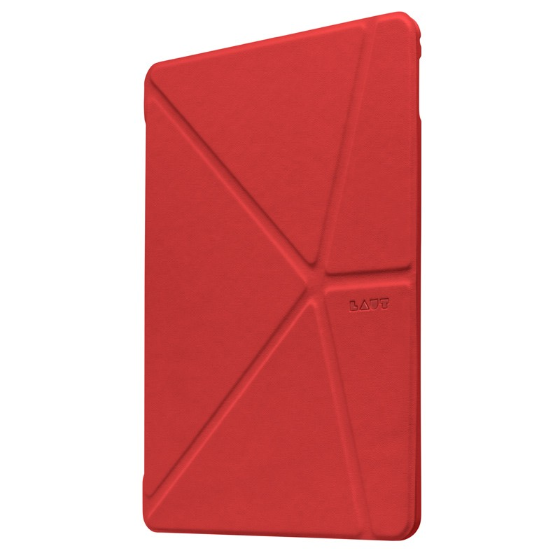 LAUT - Trifolio iPad 9,7 inch 2017 Red 02