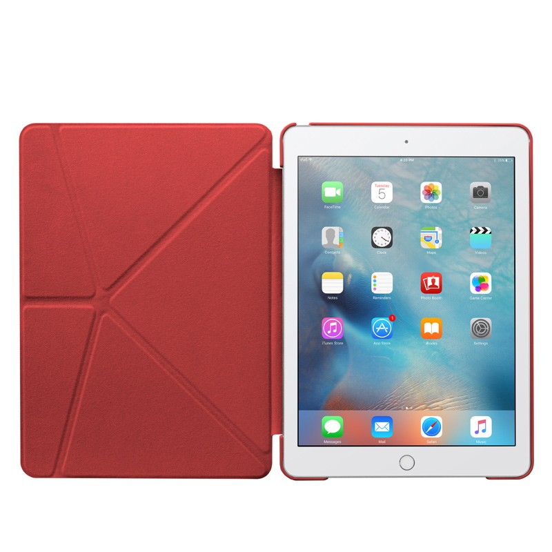 LAUT - Trifolio iPad 9,7 inch 2017 Red 06