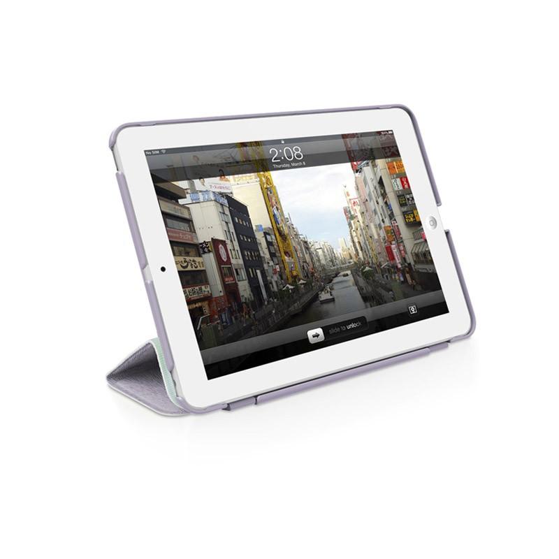 Macally Covermate iPad mini Lila - 1