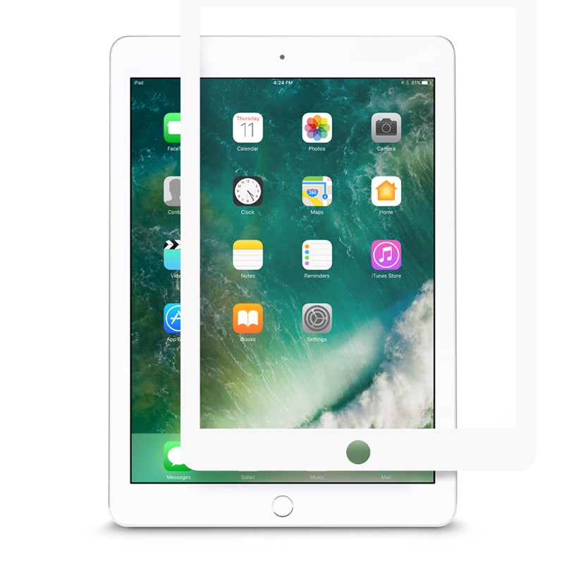 Moshi iVisor AG iPad 9,7 inch 2017 / Pro 9,7 / Air 2 Wit - 1