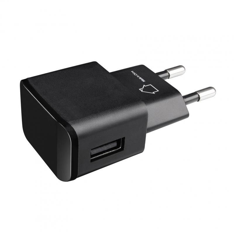 Artwizz PowerPlug 3 Univerele 2.1A Thuislader Black - 2
