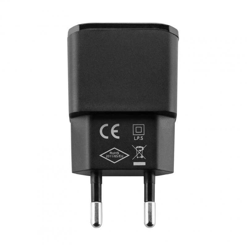 Artwizz PowerPlug 3 Univerele 2.1A Thuislader Black - 4