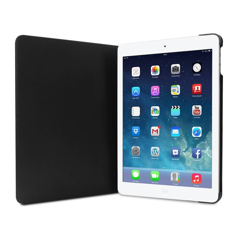Puro Booklet Case iPad Air 2 Black - 5