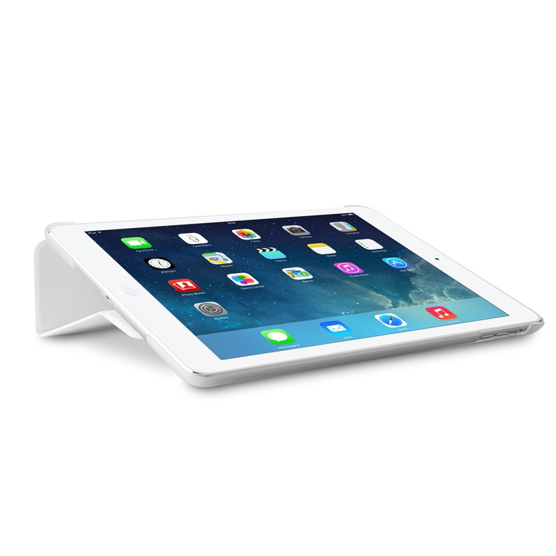 Puro Zeta Folio iPad Air 2 White - 4