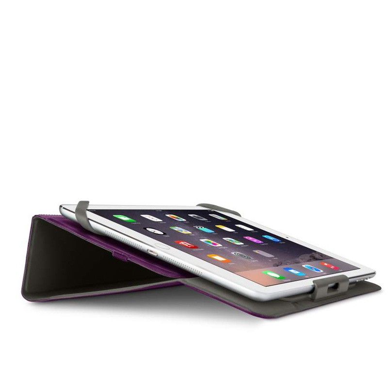 Belkin Twin Stripe Folio iPad mini 4 Purple - 5