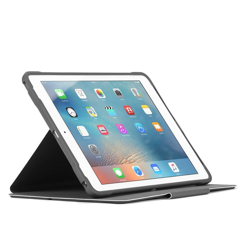 Targus - 3D Protection Hoes iPad (2017, iPad Air 2, iPad Air en iPad Pro 9,7 Grey 02