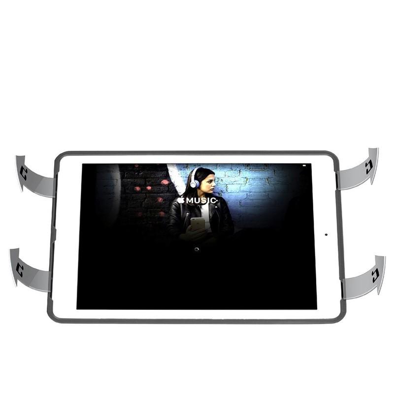 Targus - 3D Protection Hoes iPad (2017, iPad Air 2, iPad Air en iPad Pro 9,7 Grey 09