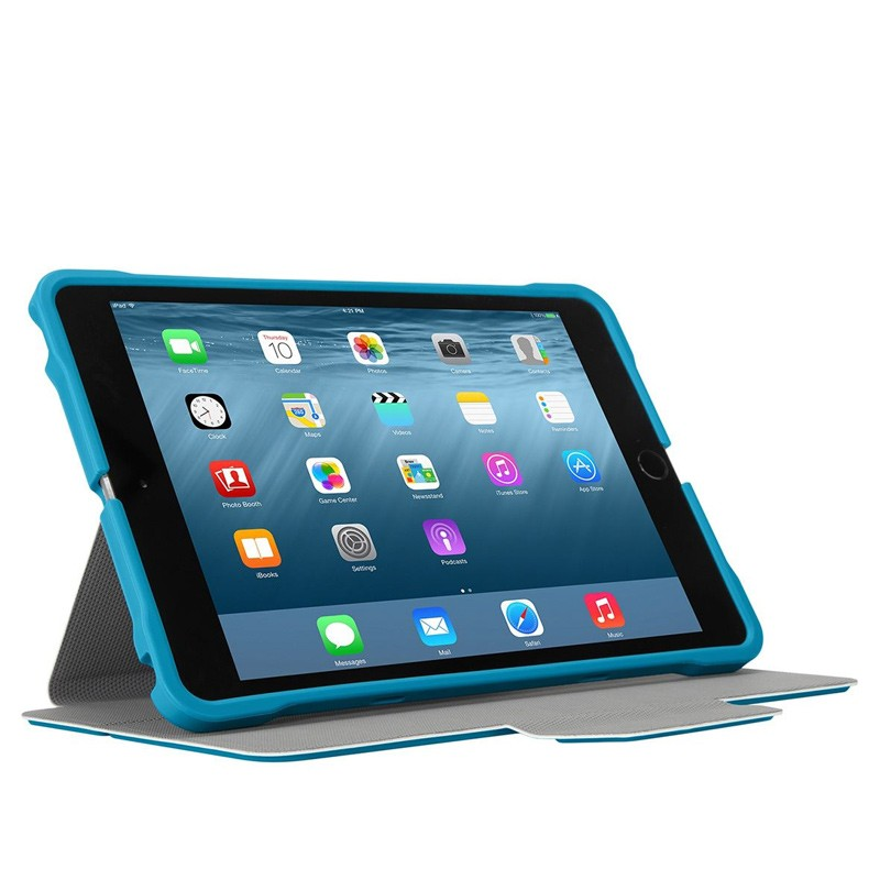 Targus - 3D Protection Case iPad mini 4,3,2,1 Blue 04