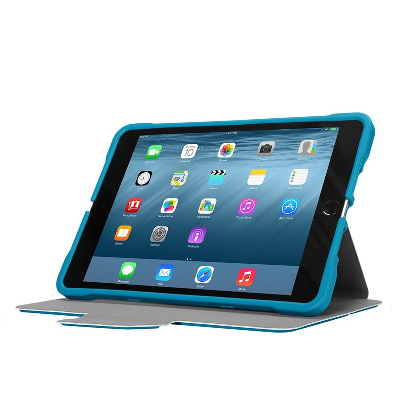 Targus - 3D Protection Case iPad mini 4,3,2,1 Blue 06