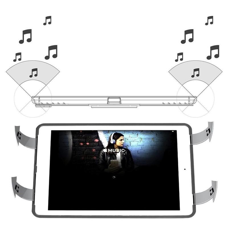 Targus - VersaVu Rotating Case iPad Pro 10.5 Black 09