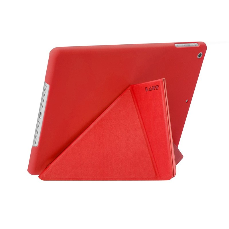 LAUT Trifold iPad Air 2 Red - 6