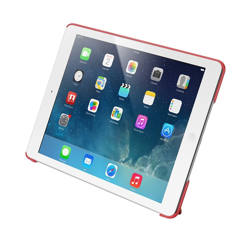 LAUT Trifold iPad Air 2 Red - 7