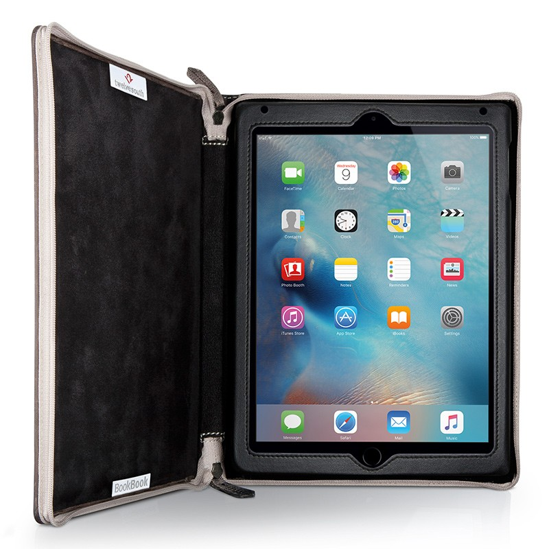 Twelve South - BookBook iPad Air 2 Brown 02