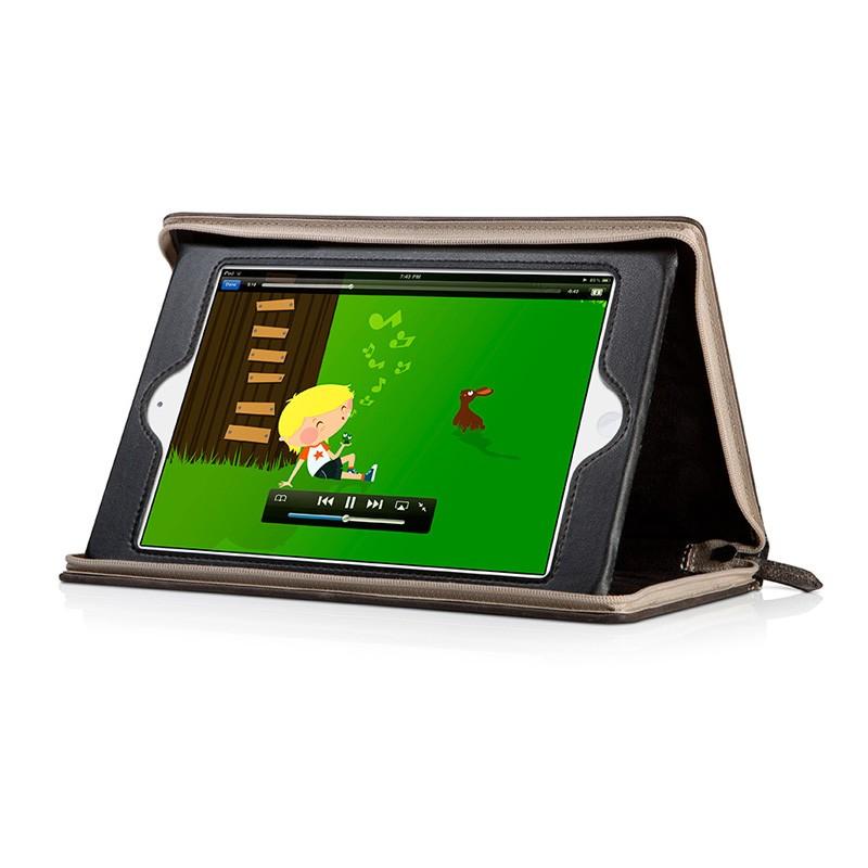 TwelveSouth BookBook iPad mini Red/brown - 4