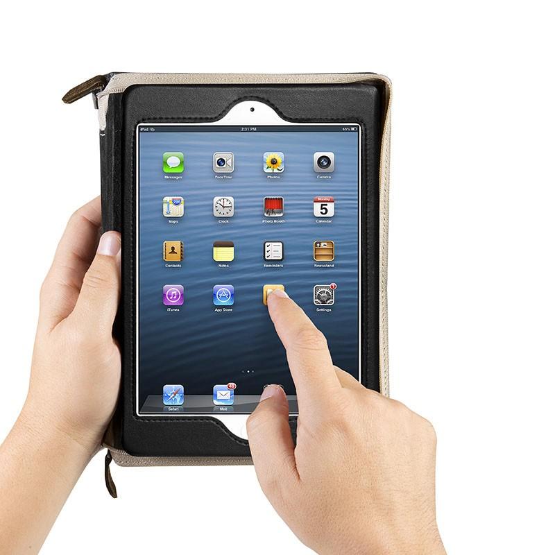 TwelveSouth BookBook iPad mini Red/brown - 6