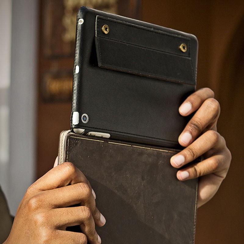 TwelveSouth BookBook iPad mini Red/brown - 7