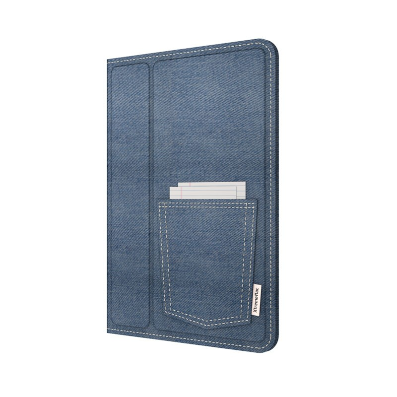 Xtrememac Micro Folio Denim iPad mini Pink - 2