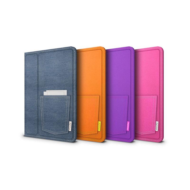 Xtrememac Micro Folio Denim iPad mini Pink - 5