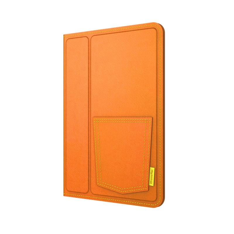 Xtrememac Micro Folio Denim iPad mini Orange - 1
