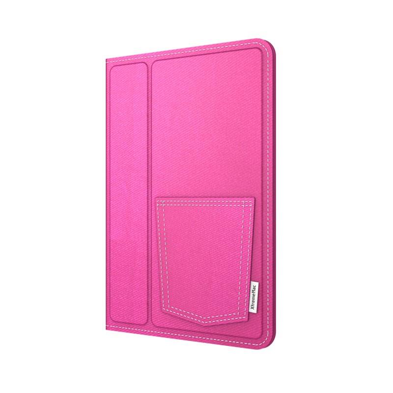 Xtrememac Micro Folio Denim iPad mini Pink - 1
