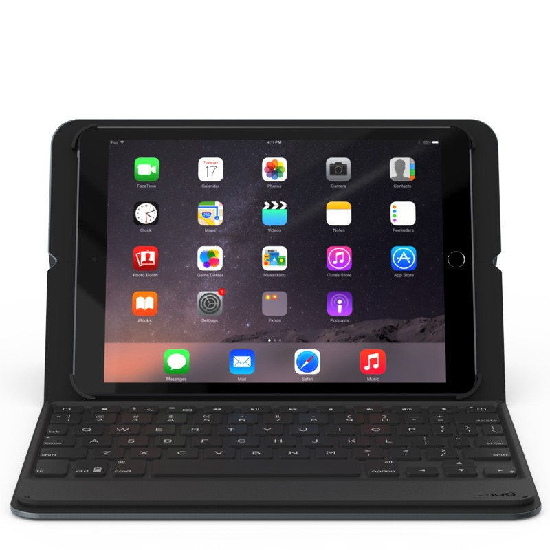 ZAGG - Messenger Case Keyboard iPad Air 2 04