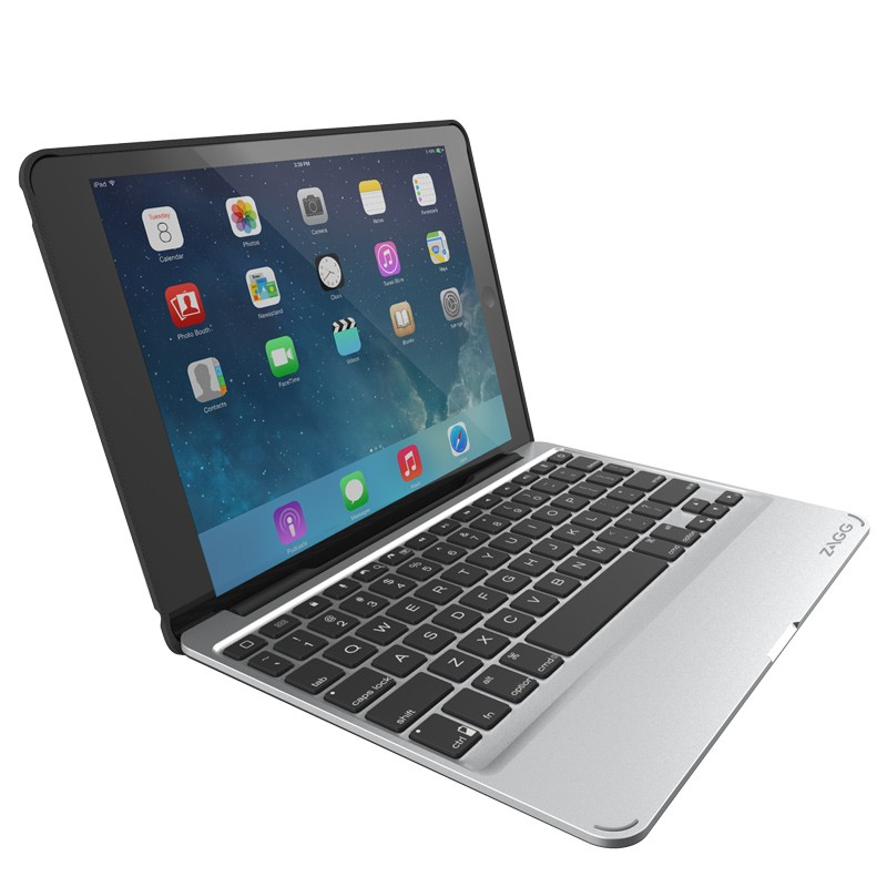 ZAGG - Slim Book Case Keyboard iPad Air 2 06