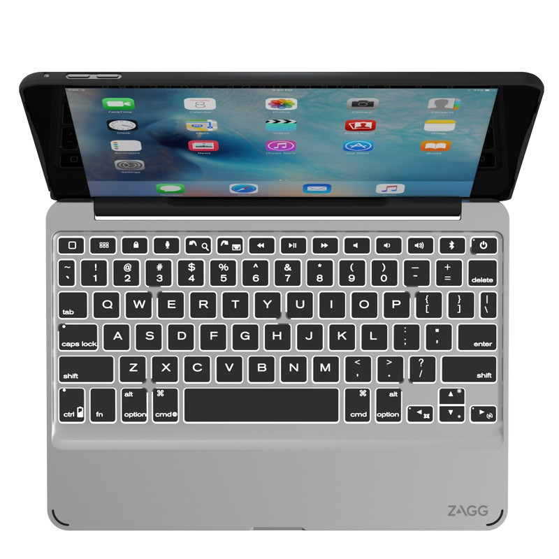 ZAGG - Slim Book Case Keyboard iPad Pro 12.9 09