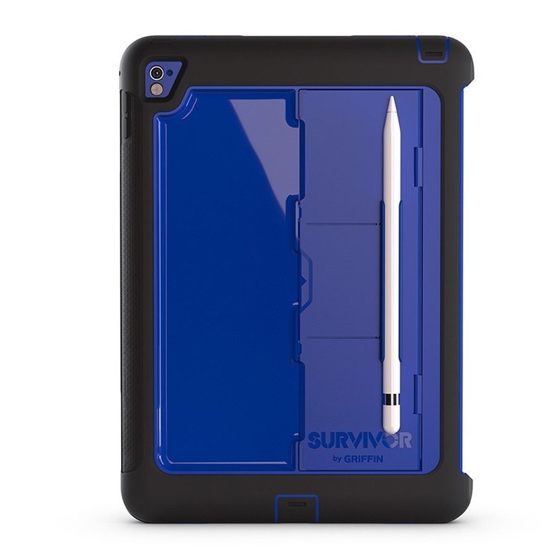 Griffin - Survivor Slim Case iPad Pro 9,7 inch blue 03