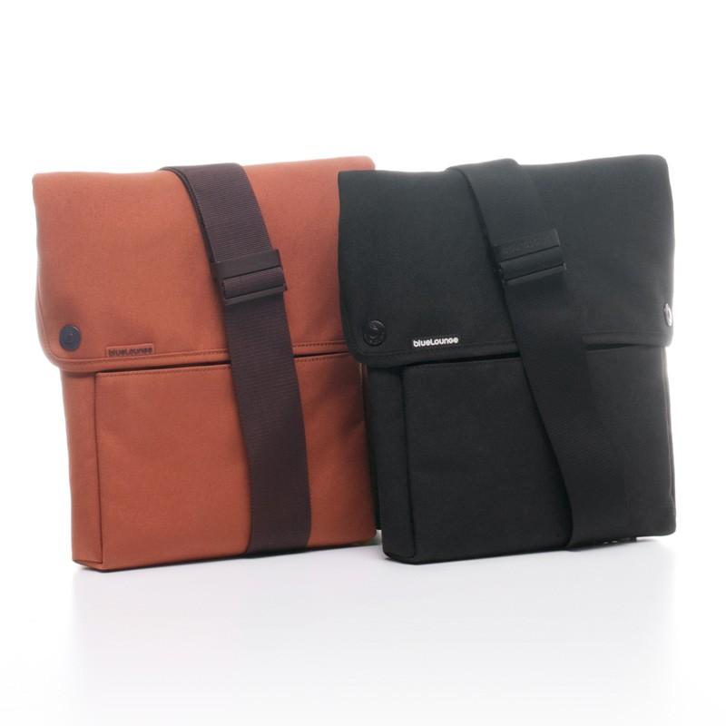Bluelounge iPad Sling Bag Rust Brown - 3