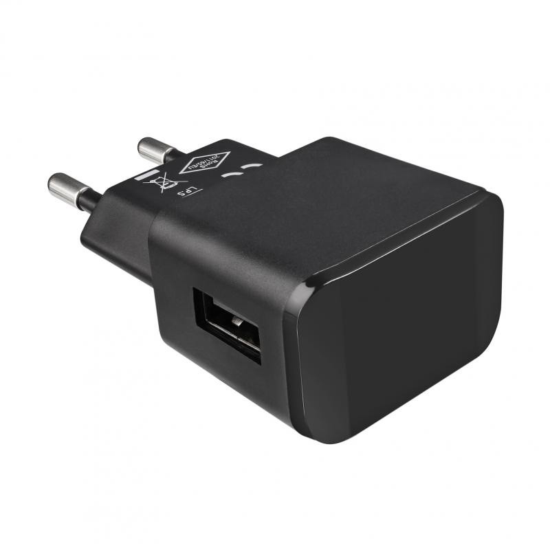 Artwizz PowerPlug 3 Univerele 2.1A Thuislader Black - 3