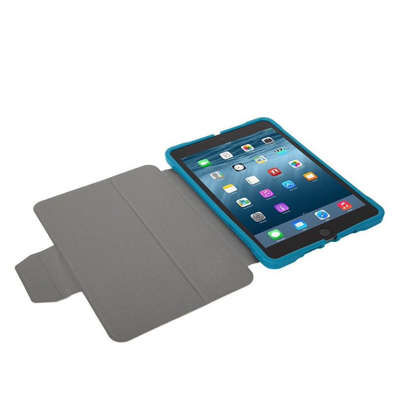 Targus - 3D Protection Case iPad mini 4,3,2,1 Blue 03