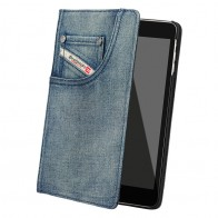 Diesel - Paddy Folio iPad mini 1/2/3 Denim Blue 01