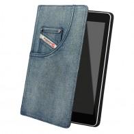 Diesel - Paddy Folio Hoes iPad Air Denim Blue 01